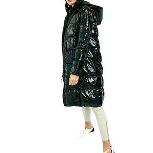 NWT Black Label Juicy Coutour Puffer Coat.